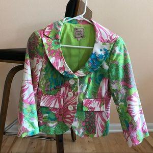 Like New Nanette Lepore 3/4 Sleeve Jacket